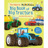 Big Book of Big Tractors (BOK)