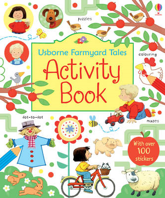Farmyard Tales Activity Book (BOK)