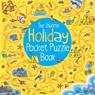 Holiday Pocket Puzzle Book (BOK)