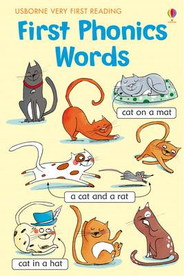VFR First Phonics Words (BOK)