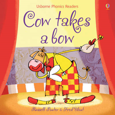 Cow Takes a Bow (BOK)