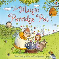 Magic Porridge Pot (BOK)