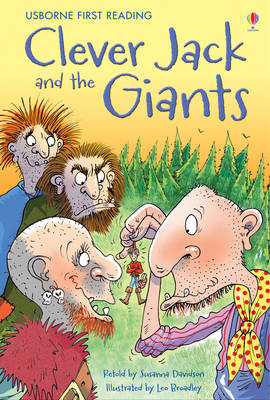 Clever Jack and the Giants (BOK)