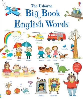 Big Book of English Words (BOK)