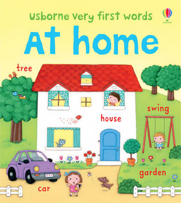 Very First Words at Home (BOK)