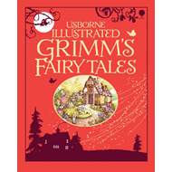 Illustrated Stories from Grimm (BOK)