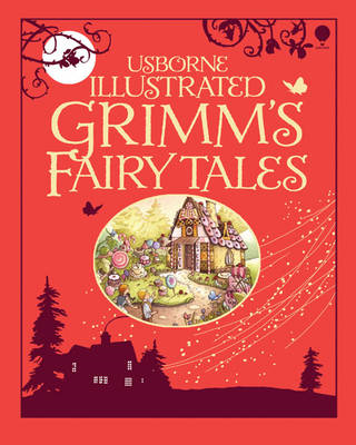 Illustrated Grimm's Fairy Tales (BOK)