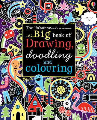 Big Book of Drawing, Doodling and Colouring (BOK)