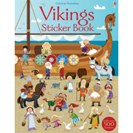 Vikings Sticker Book (BOK)