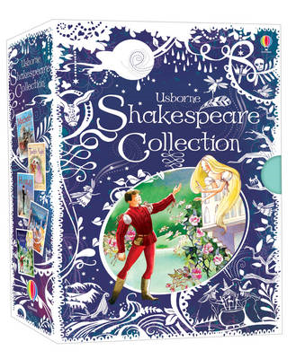 Shakespeare Collection Gift Set (BOK)