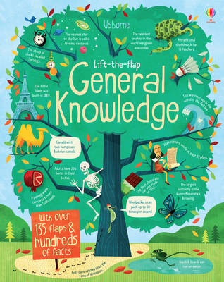 Lift-the-Flap General Knowledge (BOK)