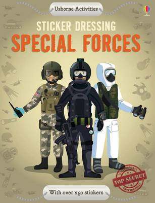 Sticker Dressing Special Forces (BOK)