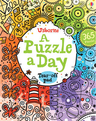 A Puzzle a Day (BOK)