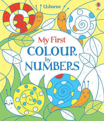 My First Colour by Numbers (BOK)