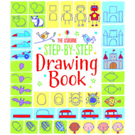 Produktbilde for Step-by-Step Drawing Book (BOK)