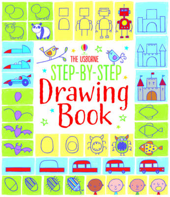 Step-by-Step Drawing Book (BOK)
