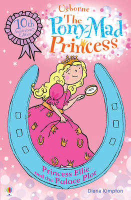 Princess Ellie and the Palace Plot (BOK)