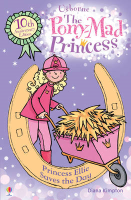 Princess Ellie Saves the Day (BOK)