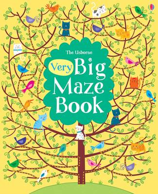 Big Book of Big Mazes (BOK)