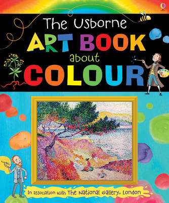 My Very First Art Book About Colour (BOK)