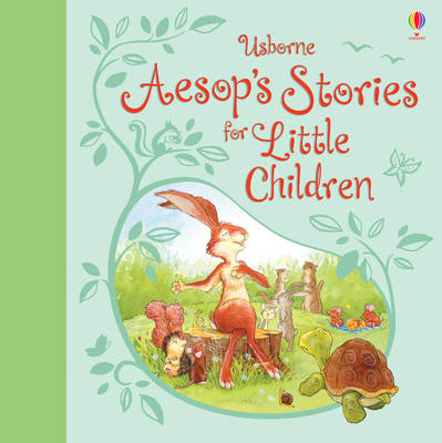 Aesop's Stories for Little Children (BOK)