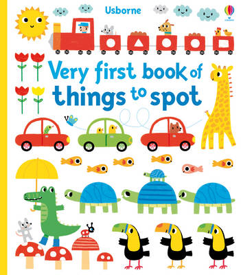 Very First Book of Things to Spot (BOK)