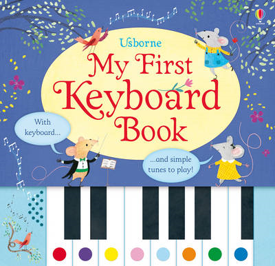 My First Keyboard Book (BOK)