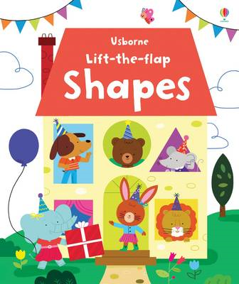 Lift the Flap Shapes (BOK)