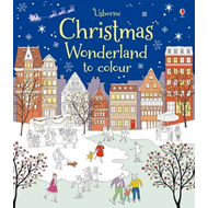 Christmas Wonderland to Colour (BOK)