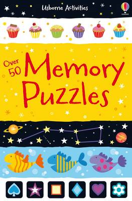 Over 50 Memory Puzzles (BOK)