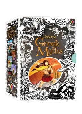 Greek Myths Collection Gift Set (BOK)