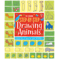 Step-by-Step Drawing Animals (BOK)