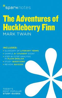 Adventures of Huckleberry Finn by Mark Twain (BOK)