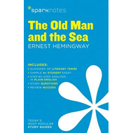 Old Man and the Sea SparkNotes Literature Guide (BOK)