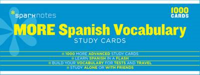 More Spanish vocabulary (BOK)