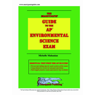 The Smartypants' Guide to the AP Environmental Science Exam (BOK)