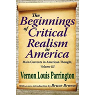 The Beginnings of Critical Realism in America (BOK)