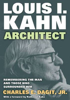 Louis I. Kahn--architect (BOK)