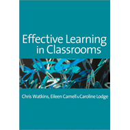 Effective Learning in Classrooms (BOK)