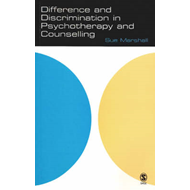Difference and Discrimination in Psychotherapy and Counselling (BOK)