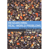 Researching Real-World Problems (BOK)