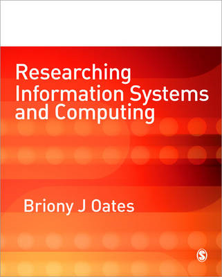 Researching Information Systems and Computing (BOK)