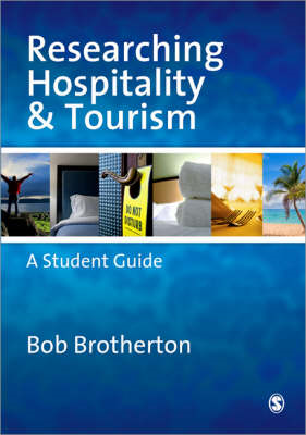 Researching Hospitality and Tourism (BOK)