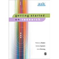 Getting Started on Research (BOK)