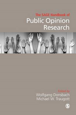 The Sage Handbook of Public Opinion Research (BOK)