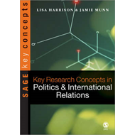 Key Research Concepts in Politics and International Relation (BOK)