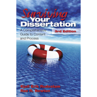 Surviving Your Dissertation: A Comprehensive Guide to Content and Process (BOK)