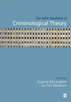 The Sage Handbook of Criminological Theory (BOK)