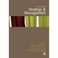 Handbook of Strategy and Management (BOK)