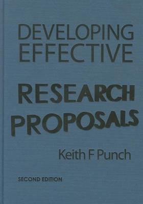 Developing Effective Research Proposals (BOK)